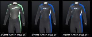 Manta Suits