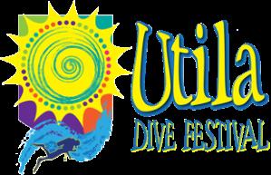 Utila Dive Festival Logo